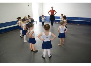 Nossas encantadoras bailarinas!
